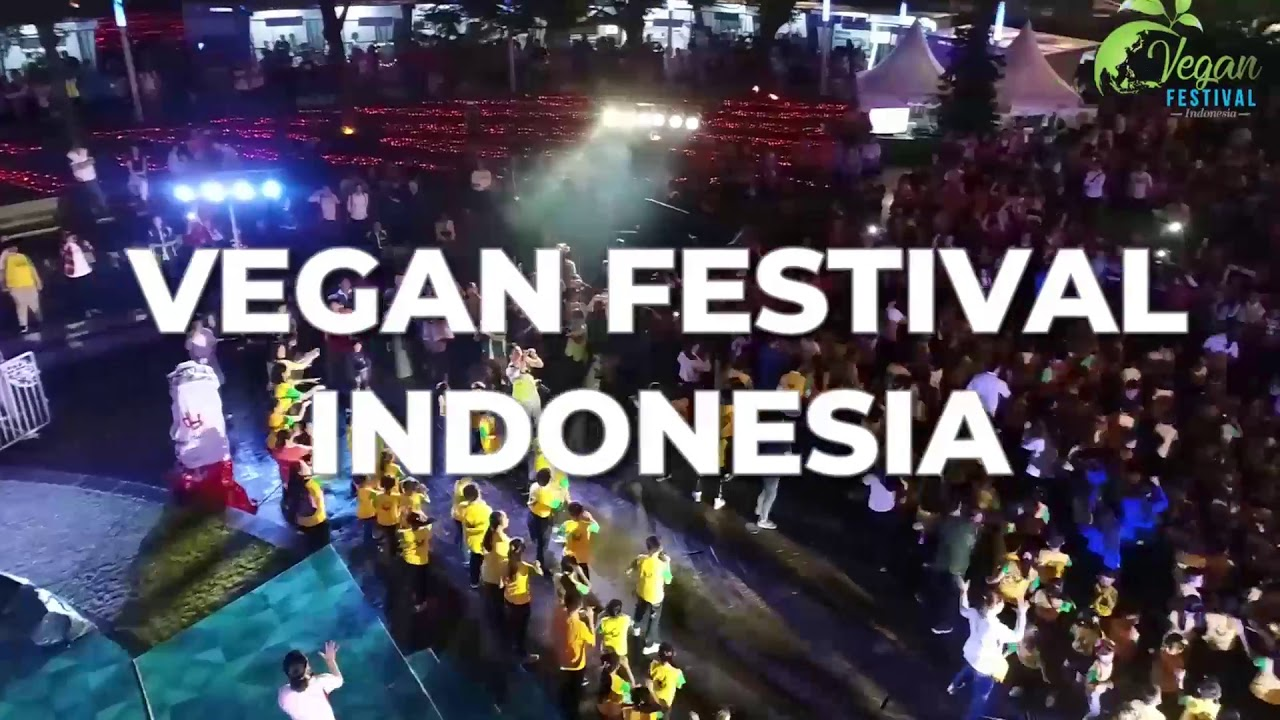 Vegan Festival Indonesia 2019, Mall Taman Anggrek, 19-21 July 2019