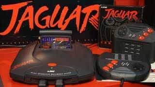 Découverte de la console 64 bits d'Atari : la  jaguar