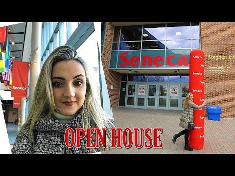 SENECA COLLEGE YORK - OPEN HOUSE 2017!