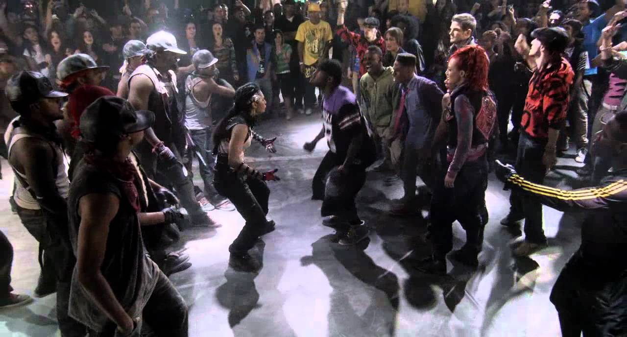 Step Up 3d Battle Of Red Hook Firts Battle 720p Youtube