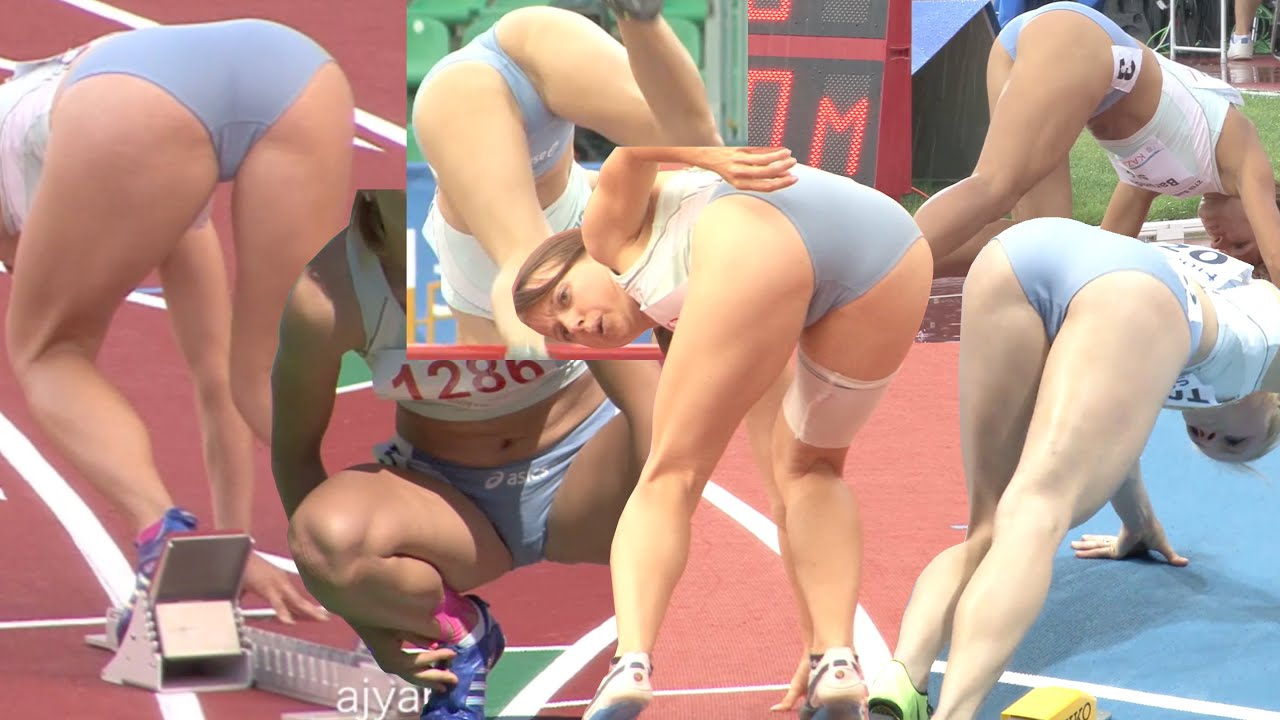 Female Athlete Pussy 5