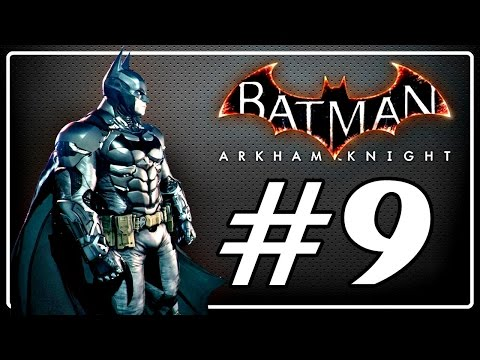 Batman Arkham Knight Detonado Parte 9 - Stagg Enterprises BAT-HACKER