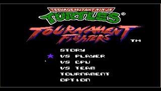 "TMNT: Tournament Fighters Beyond [NES] ""Симулятор перекидов"", 3й сезон JAMLIGHT vs gvardecc"