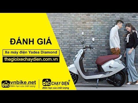 Xe máy điện Yadea Diamond