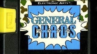 CGR Undertow - GENERAL CHAOS review for Sega Genesis
