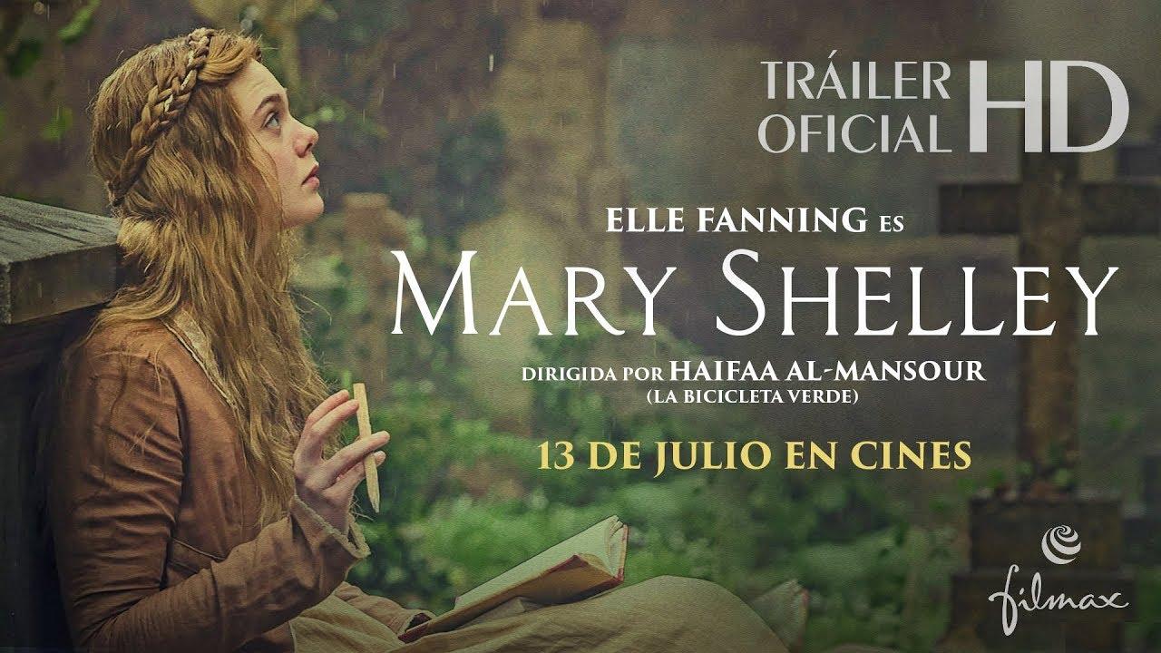 MARY SHELLEY. Trailer Oficial (VOSE). Ya en cines - YouTube