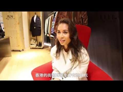 Fashion blogger: Rumi Neely專訪