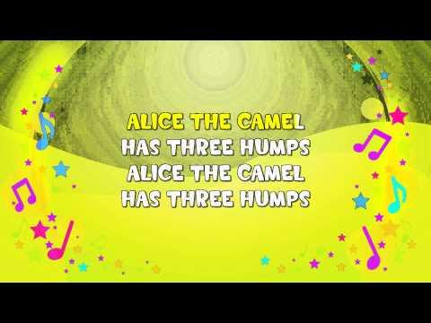 Alice The Camel Karaoke