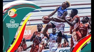 Full Game - Inter Clube v Equity Bank - FIBA Africa Women's Champions Cup 2018