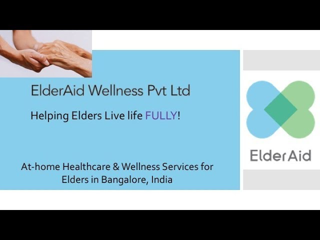 About ElderAid 2018