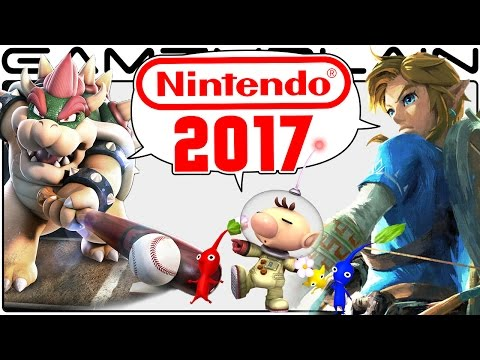 Nintendo in 2017 Discussion - 3DS Games & The End of Wii U + 3DS's Final Year? (Part 1)
