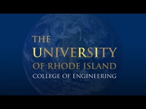 URI Admissions - College of Engineering