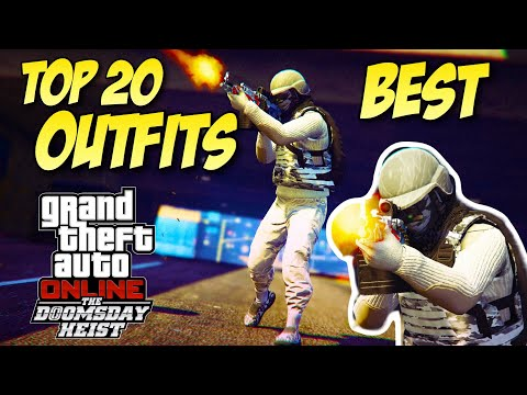 Top 20 Best & Coolest Doomsday Outfits In GTA Online!