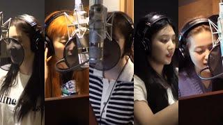Red Velvet - Queendom 레코딩 버전 ( recording version )
