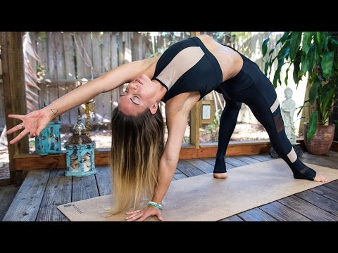 Full Body Yoga Stretch for Sore Muscles, Tension & Relaxation