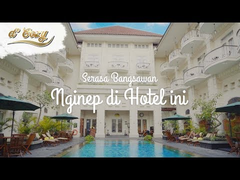 Review Hotel The Phoenix Perpaduan Gaya Belanda dan Jawa Tempo Doeloe - D'COZY #3