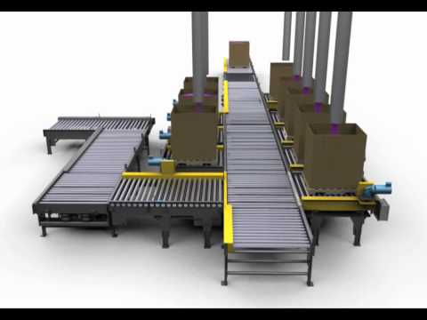 Bulk Material Mechanical Conveying System