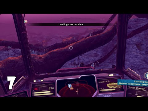 No Mans Sky - 07 | Trading, Space Mining, and a New Planet