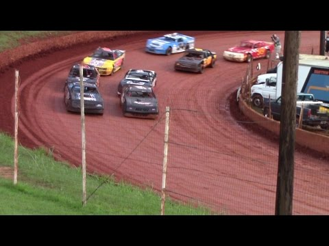 Winder Barrow Speedway Modified Street 8/20/16