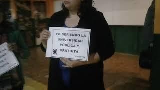 Video: Protesta en la UTN Río Grande