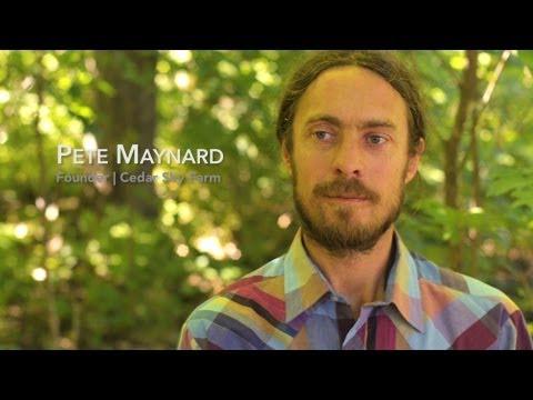 Cedar Sky Farm: Organic family farm documentary