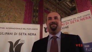 Tulipani di Seta Nera  2016 - Intervista a DIEGO RIGHINI