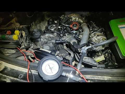 Плохо заводится Mercedes Benz W164 ML320 3.0CDI 4matic