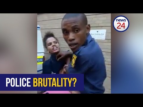 WATCH: Woman allegedly assaulted by police officers at Canal Walk