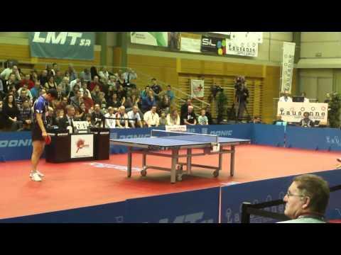 2011瑞士公開賽冠軍戰第2局莊智淵VS吳尚垠