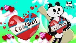 Love Fail | Panda A Panda Cartoons For Children | Kids Channel Videos