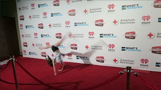 Back Handsprings on the Red Carpet (WK 277.3) | Bratayley