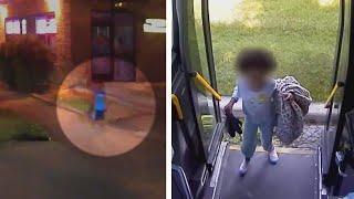 2 Milwaukee Bus Drivers Find Lost Children on Same Day