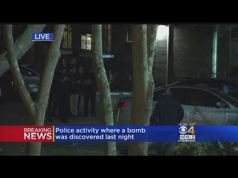 Fall River Apartment Building Evacuated After Suspicious Package Found