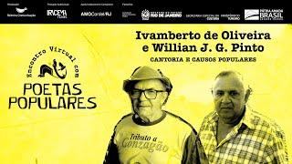 Encontro #1 - Cantoria e causos populares (com Ivamberto de Oliveira e Willian J. G. Pinto)