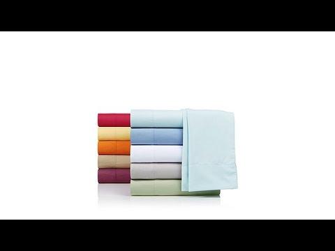 Concierge Collection 4piece Microfiber Sheet Set