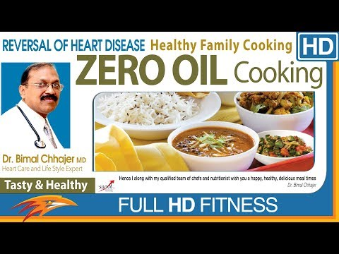 Zero Oil Cooking || Healthy Cooking || Eagle Health
