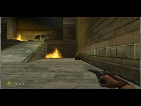 Let's Play Turok 2: Seeds of Evil Pt. 1 ... Let there be dinosaur hunting |