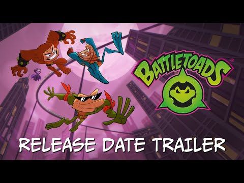 Battletoads: Official Release Date Trailer