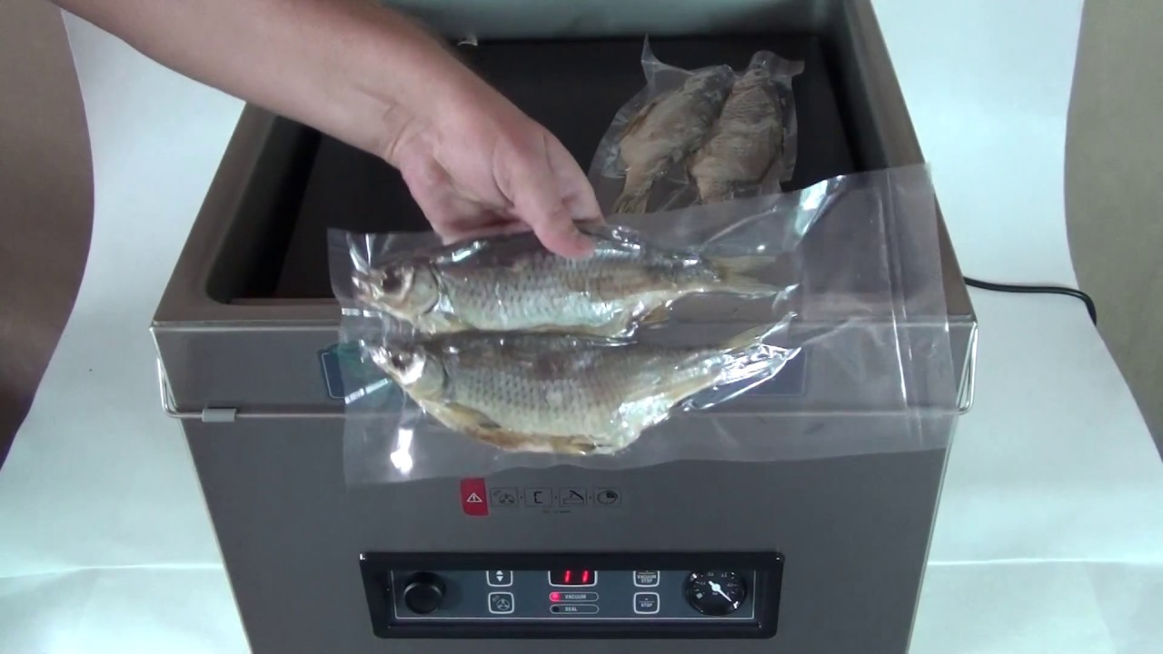 Вакуумный упаковщик пищевых продуктов предназначен для предприятий разного типа.