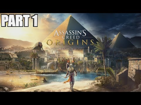Assassin S Creed Origins Xbox One Gameplay Walkthrough Part 1 How