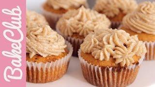 Lebkuchen Cupcakes Mit Maronenfrosting | Bakemyday