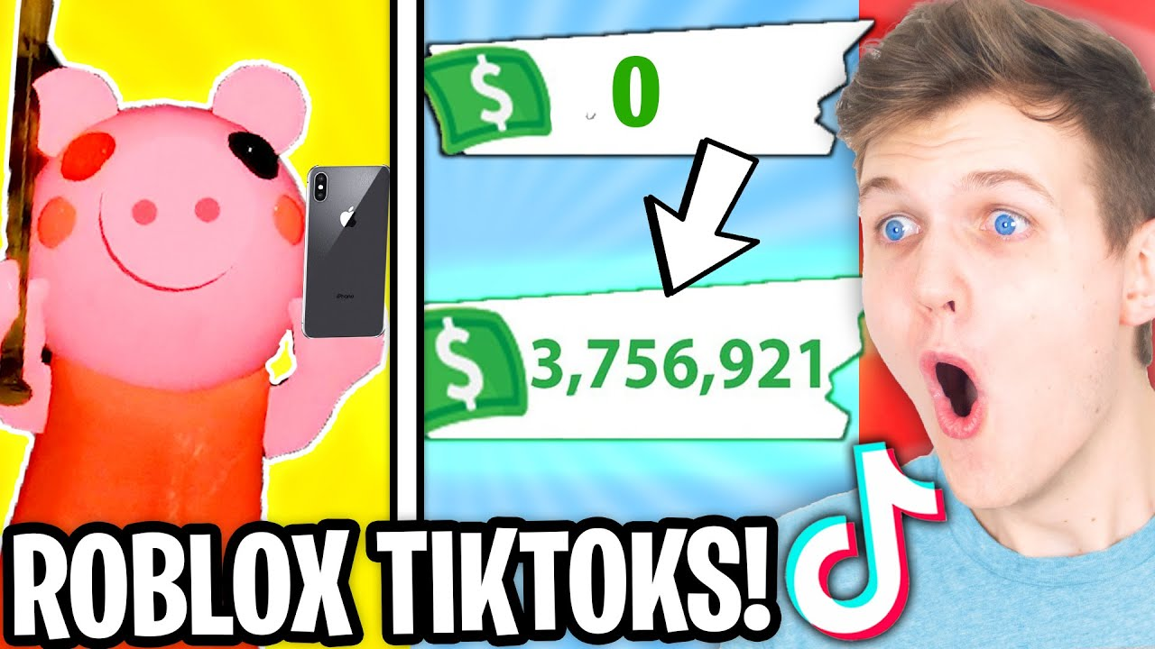 Can We Get These ROBLOX TIK TOK HACKS To ACTUALLY WORK!? (UNBELIEVABLE)
