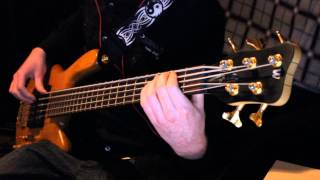 「Be The Light」- ONE OK ROCK 【Bass Cover w/ Tabs】