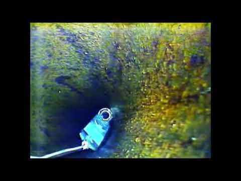 Water Well 380 Feet : The Fetch Tool 258' Feet Into Broken Pipe 1 Inch SCH80