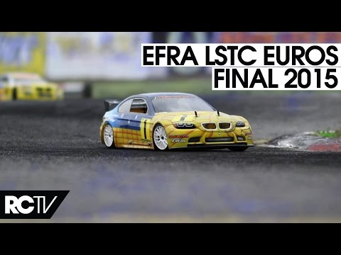 EFRA Large Scale Touring Car European Championship - The Final in HD