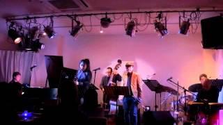2/20/2015 横浜 おとくらぶWARANE 演奏: 杉村彰&スウィングキャッツ t...