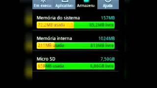 como liberando memoria no LG e405f e em outros LG