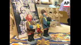 Germany: Village That Produces Hand Carved Wooden Toys