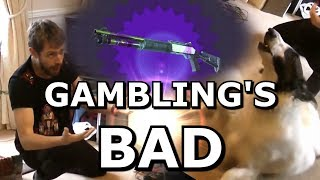 Stop Gambling pls Video