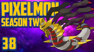 minecraft pixelmon the end gotta catch em all s2 ep 38 minecraft pokemon mod